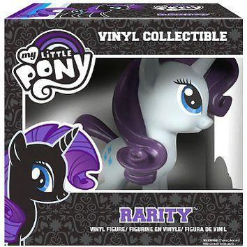 Funko Vinyl: My Little Pony - Rarity Vinyl Figure
