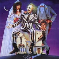 Beetlejuice 11x17 Movie Poster (1988)