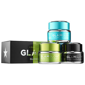 GLAMGLOW Glow on the Go Trio