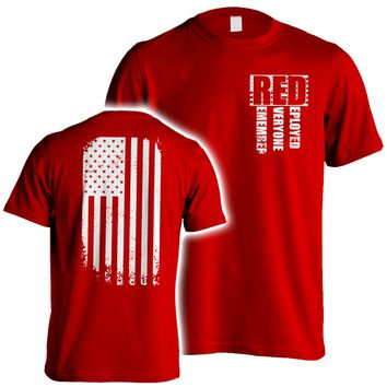 Red Friday - Support our Troops!