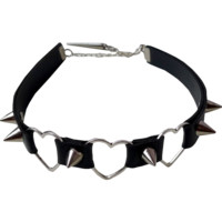 TRIPLE HEART CHOKER