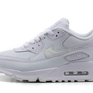 NIKE AIR MAX 90 ESSENTIAL Breathable Men's Running Shoes Sneakers Tennis Shoes Men Winter Running Shoes Classic