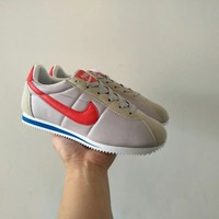 """""""Nike Cortez"""" Unisex Sport Casual Cloth Surface Running Shoes Couple Retro Fashion Sneakers"""