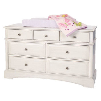 Truly Scrumptious Double Dresser - Cloud
