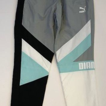 KUYOU VPuma x Diamond Supply Track Pants Puma Black TL35088