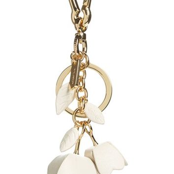 COACH 'Tea Rose' Bag Charm | Nordstrom
