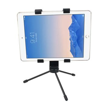 2016 Fashion  High Quality Black Flexible Universal Tripod Holder Stand For ipad Tablet PC Digital Camera Cell Phone DSLR DV