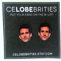 Michael Scott Earrings