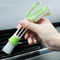 2017 New Universal Automotive Keyboard Supplies Versatile Cleaning Brush Vent Brush Cleaning Brush Car Styling Accessories