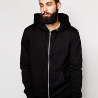 New Look | New Look Zip Thru Sweat at ASOS