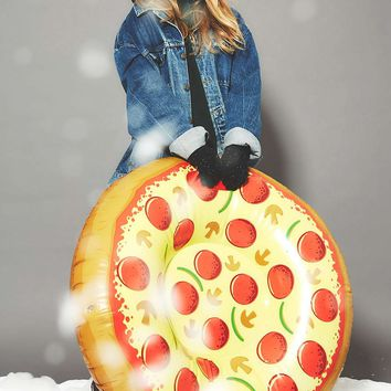 Pizza Snow Tube - Urban Outfitters