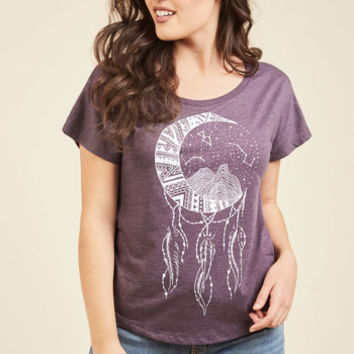 Caught Daydreaming T-Shirt | Mod Retro Vintage T-Shirts | ModCloth.com
