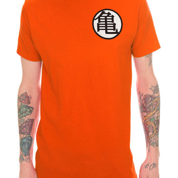 Dragon Ball Z Goku Logo T-Shirt 3XL