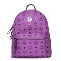 MCM backpack bag Double backpack