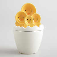 Chicks in Egg Measuring Set