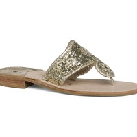 Sparkle Glitter - Sandals - Shoes  - Jack Rogers USA