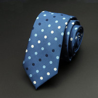 Mantieqingway Striped Ties For Men Mrs008