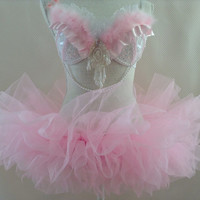 Pink Ballerina 3 piece Outfit