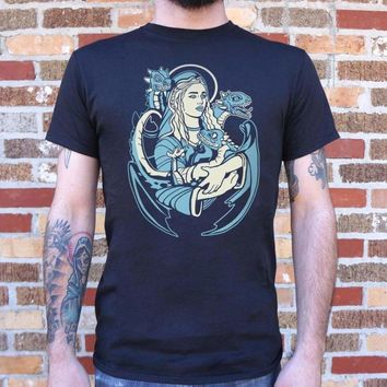 Mens Mother And Dragons T-Shirt