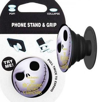 Nightmare Before Christmas (Jack) Phone Stand & Grip