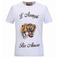 Gucci inspired tshirt tiger face