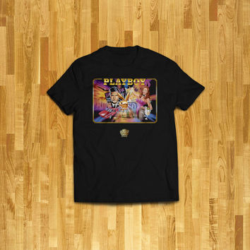 Vintage Playboy T-shirt by Vintage MINT LTD™ S-5XL