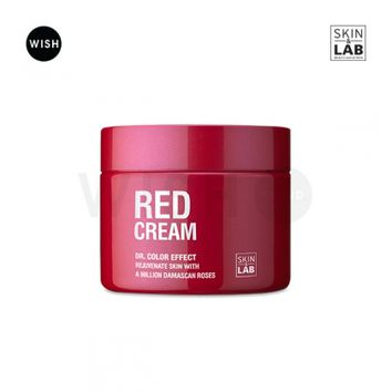 [SKIN&LAB] Dr.Color Effect : Red Cream - Wishtrend