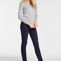 VS Pencil Mid-rise Straight Jean - Victoria's Secret