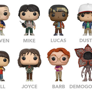 POP Stranger Things Vinyl Figure