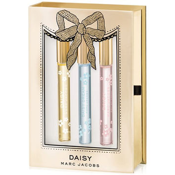 MARC JACOBS Daisy Rollerball Coffret Perfume Gift Set
