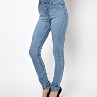 Cheap Monday High Waist Skinny Jeans at asos.com