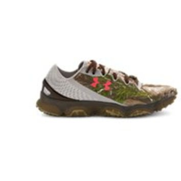 Under Armour Women's UA SpeedForm XC Camo Trail Running Shoes