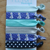 Olaf Hair Tie Set from That's so Fletch Boutique