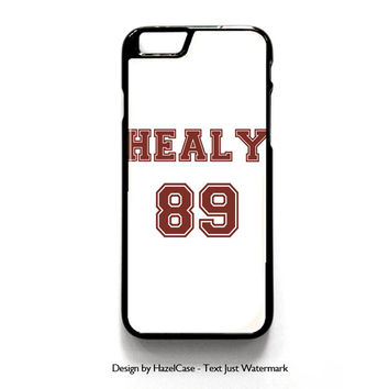 Matt Healy Shirt The 1975 Shirt Healy 89 for iPhone 4 4S 5 5S 5C 6 6 Plus , iPod Touch 4 5  , Samsung Galaxy S3 S4 S5 Note 3 Note 4 , and HTC One X M7 M8 Case Cover