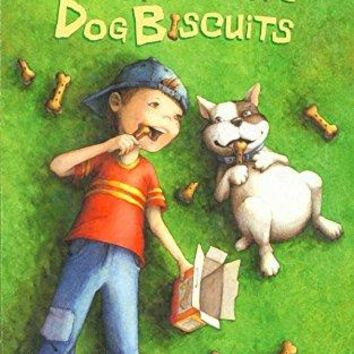 The Boy Who Ate Dog Biscuits Stepping Stone Book