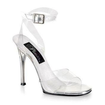 Pleaser Female 4 1/2 Inch Heel Sandal GALA06