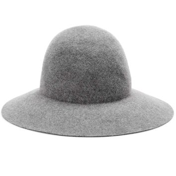 Rabbit felt hat