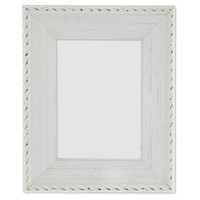 Bay Harbor Frame, 8x10, White, Frames