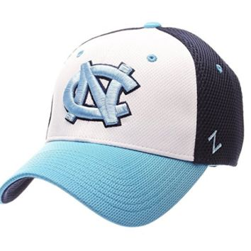 North Carolina Tar Heels Kickoff Flex Fit Hat By Zephyr