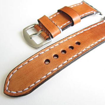 Brown Apple watch strap, watch strap, leather watch strap, apple strap 42mm, apple watch band 42mm