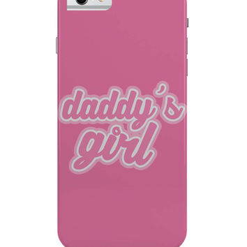 Daddy's Girl iPhone 6 Case