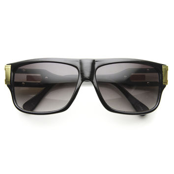 1980's European Retro Fashion Sunglasses 8902