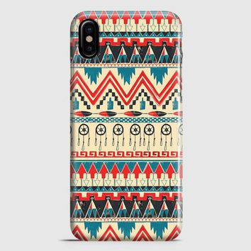 Native American iPhone X Case