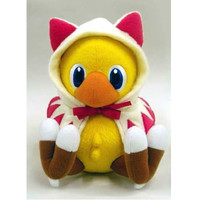 Final Fantasy: Chocobo White Mage Plush (2016)