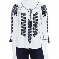 Ophelia Blouse by Ulla Johnson | Blouses & Tops - WOMEN | Scoop NYC
