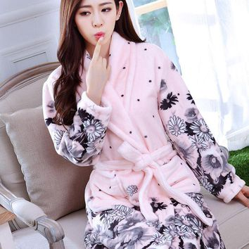 Coral Fleece Sleepwear