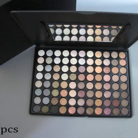 Professional 88 Full Warm Color Chocolate Eyeshadow Palette