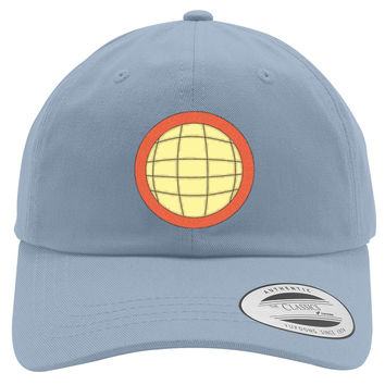 Captain Planet - Planeteer - Fire - Wheeler Embroidered Cotton Twill Hat