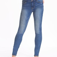 High-Rise Rockstar Distressed Skinny Jeans for Women | Old Navy