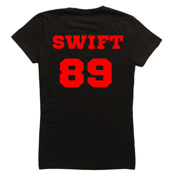 Swift '89 Short Sleeve T Shirt